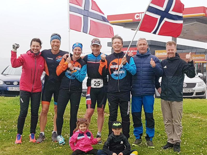 Namsenfjord Triatlonklubb og Covid-19